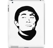 Sulu - Star Trek TOS iPad Case/Skin
