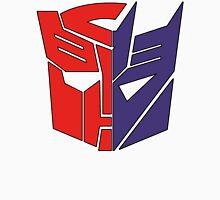 Transformers Autobot/Decepticon Unisex T-Shirt