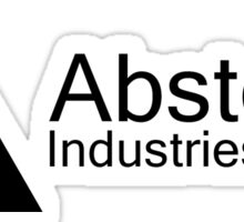 Abstergo Industries Sticker