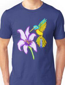 Hummingbird Delight Unisex T-Shirt