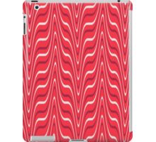 Red Zebra iPad Case/Skin