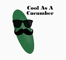 Cool As A Cucumber Womens Fitted T-Shirt