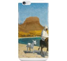 Jean-Léon Gérôme FRENCH GOLFE D'AKABA iPhone Case/Skin
