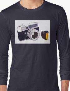 Film camera Long Sleeve T-Shirt