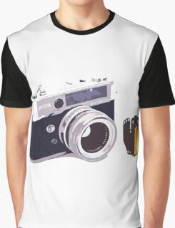 Film camera Graphic T-Shirt