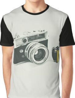 Retro photography Graphic T-Shirt