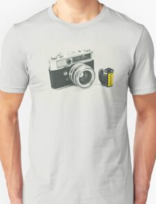 Retro photography Unisex T-Shirt