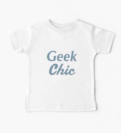 Geek Chic Baby Tee