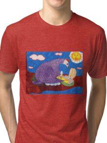 Waiting For Babies Tri-blend T-Shirt
