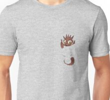 Pocket Sized Smaug Unisex T-Shirt