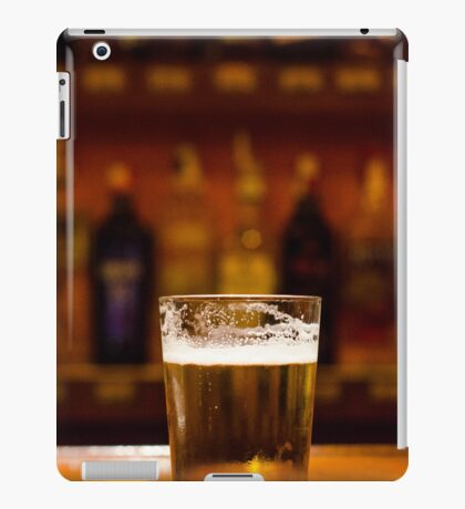 A drink with friends iPad Case/Skin