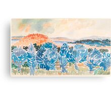 Henri Edmond Cross  Landscape Metal Print