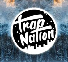 Trap Nation  Sticker
