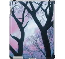 Silhouette Maple Tree iPad Case/Skin