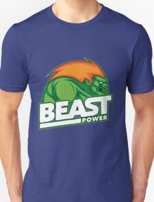 Street Fighter Blanka Unisex T-Shirt