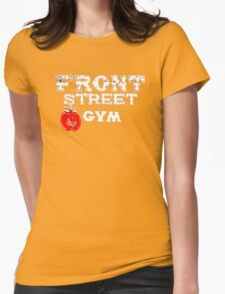 FRONT STREET GYM CREED Womens Fitted T-Shirt