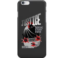 Justice Cereal iPhone Case/Skin