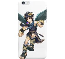 Kid Icarus: Uprising - Dark Pit iPhone Case/Skin