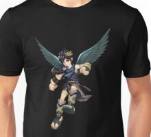 Kid Icarus: Uprising - Dark Pit Unisex T-Shirt