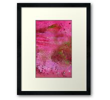 Dragon's Scales Framed Print