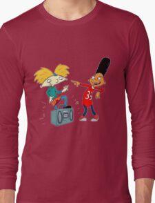 hey arnold Long Sleeve T-Shirt