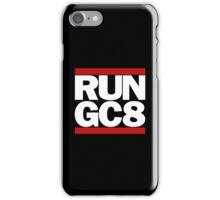 RUN GC8 iPhone Case/Skin