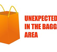 Unexpected Item In The Bagging Area - Self Service Checkout by Eccentrica
