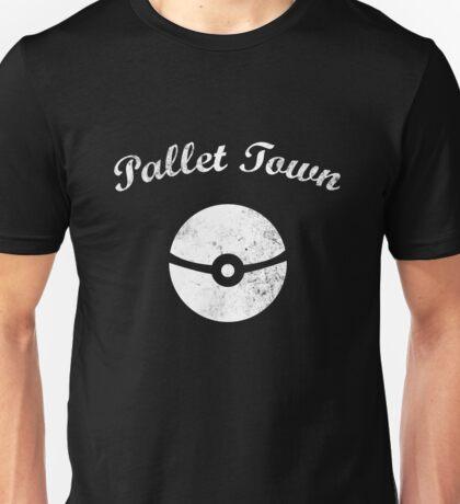 Pokémon - Pallet Town Unisex T-Shirt