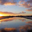 Sunrise Drachterveld by Jo Nijenhuis