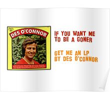 Morecambe & Wise - Des O'Connor Poster