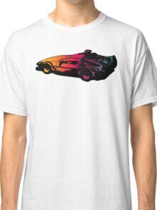 Back to the future Delorean Classic T-Shirt