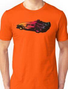 Back to the future Delorean Unisex T-Shirt