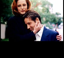 The X Files - #20 by Zazbubble