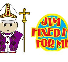 Catholic Priest - Jim Fixed it For Me by Eccentrica
