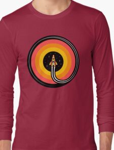 Into The Outer Long Sleeve T-Shirt
