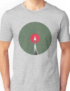 Headed to Mars Unisex T-Shirt