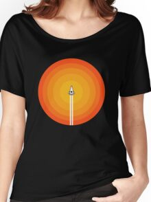 Cruising Past The Sun Women's Relaxed Fit T-Shirt