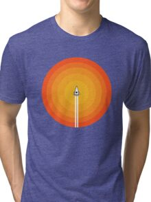 Cruising Past The Sun Tri-blend T-Shirt