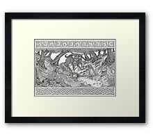 A Gaggle of Goblins Framed Print