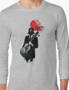DARTH VADER GUITARIST Long Sleeve T-Shirt
