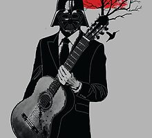 DARTH VADER GUITARIST by pradeep kumar chauhan