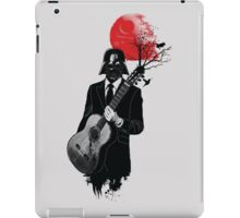 DARTH VADER GUITARIST iPad Case/Skin
