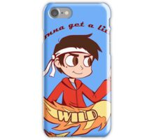 Marco Diaz Star vs the forces of evil iPhone Case/Skin