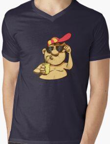 Beach Boy Mens V-Neck T-Shirt