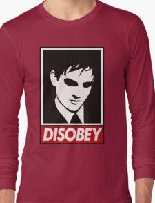 disobey peng Long Sleeve T-Shirt