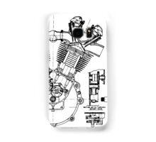 JAP V-Twin Engine  Samsung Galaxy Case/Skin