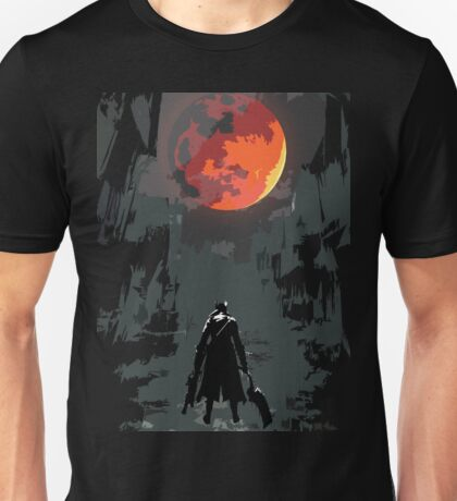 Bloodborne_TheHunt Unisex T-Shirt