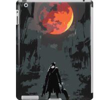 Bloodborne_TheHunt iPad Case/Skin