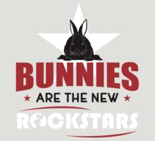 Bunnies are the new rockstars by nektarinchen