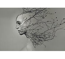 on my mind Photographic Print